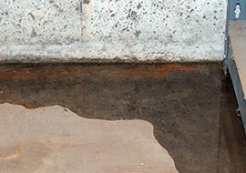 Humidité de la cave à Biarritz