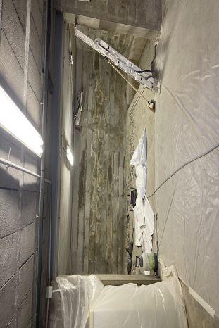 Les traitements anti salpêtre à Lorient permettent de traiter l'eau chargée en sels minéraux.