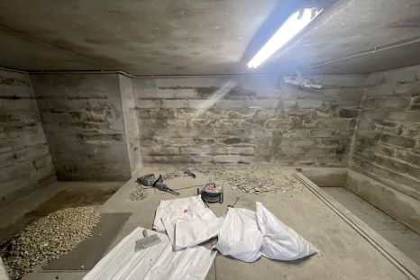 Un traitement anti-salpêtre à Paris permet de lutter contre les efflorescences de sel .
