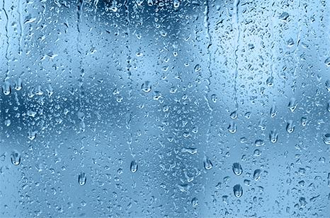 Condensation sur la fenêtre à Bordeaux, Cognac, Dax et La Rochelle